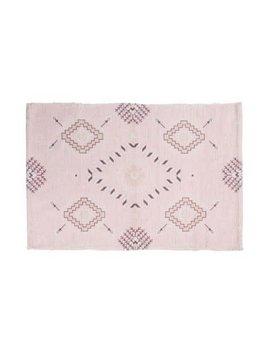 Indaba Pink Persian Bath Mat