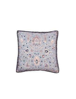 Indaba Violet Turkish Pillow
