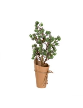 Indaba Small Faux Pine Tabletop Tree