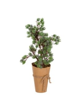 Indaba Large Faux Pine Tabletop Tree