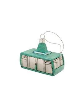 Indaba Mint Gondola Ornament