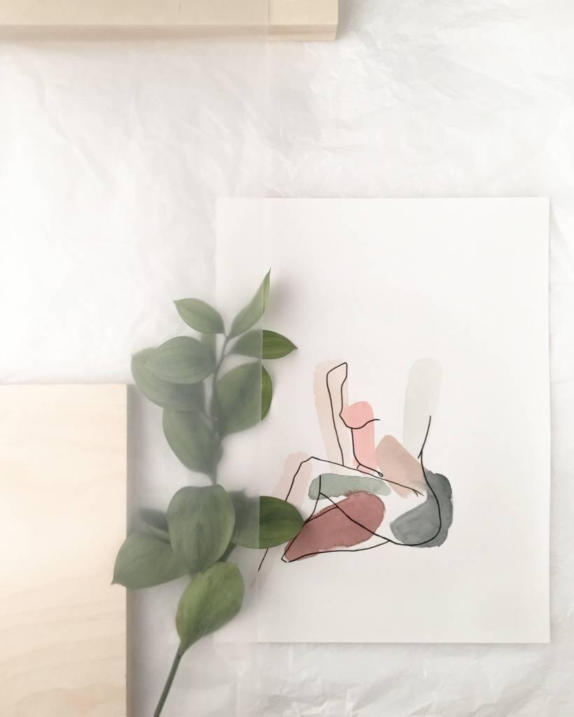 ANML Heartless Print