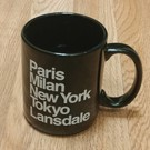 Discover Lansdale 'Favorite Cities' Mug