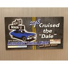 Lansdale Cruise Night Magnet, 2018