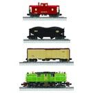 Lionel 6-84512 S2 Scale Tinplate Prewar Inspired Freight Set