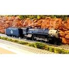 MTH 30-17481 RBM&N 4-6-2 Pacific Steam Locomotive #425