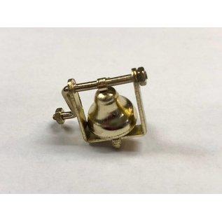 Model Engineering Works AW4001 Brass Bell, Bell Ringer