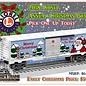 Lionel 6-84747 2018 Annual Lionel Christmas Boxcar