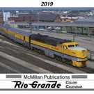 McMillan Publishing 2019 Rio Grande Color Calendar
