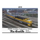 McMillan Publishing 2019 Rio Grande Color Calendar, ONLY $5.00!!!