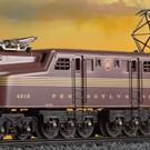 K2780-4912RS PRR GG1 w/TMCC & RailSounds