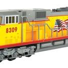 Williams UPHERT-7 U.P. SD90 Diesel Locomotive #8309