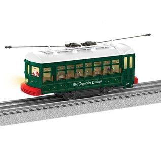 Lionel 6-83694 Toymaker Limited Trolley Set