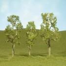 """Bachmann 32010 Aspen Trees 3""""-4"""", 3Pc"""