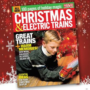 Kalmbach Books Christmas and Electric Trains