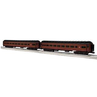 "Lionel 6-85003 PRSL 18"" Passenger 2-Pack, #9223/9935"