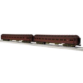 "Lionel 6-85006 PRSL 18"" Passenger 2-Pack, #9924/9891"