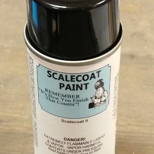 Scalecoat 2017 Scalecoat II Pullman Green 6oz. Spray