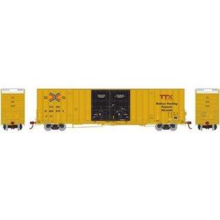 Athearn ATH75091 Railbox 60' Gunderson Dbl Dr Box Car #666851