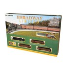 Bachmann 24026 PRR Broadway Limited Pass. Set, N Gauge