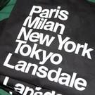 Discover Lansdale 'Favorite Cities' Hoodie, Black - Lrg