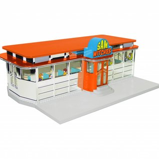 Lionel 6-85269 Scooby Doo Witches Cafe