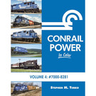 Morning Sun Books 1671 Conrail Power in Color Vol.4: #7000-8281