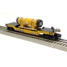 RMT 96699-033 RMTX Depressed Flatcar w/Load