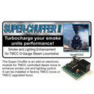 JW&A 10300 - SUPER-CHUFFER II, Smoke Enhancement Kit