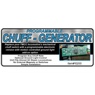 JW&A 10200 -  Programmable CHUFF-GENERATOR