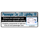 JW&A 20100 Passenger Car LED Lighting Kit
