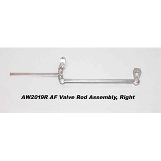 Model Engineering Works AW2019R Valve Rod Assembly, Right