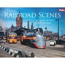 Kalmbach Books 01307 Classic Railroad Scenes, Softcover Book