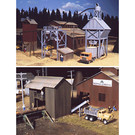 Walthers 933-3144 Sawmill Outbuildings