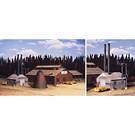 Walthers 933-3058 Mountain Lumber Co. Sawmill Kit