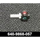 Lionel 640-9868-057 A.F. Fastrack Lantern, S Gauge