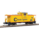 Walthers 8704 Wide Vision Caboose Chessie C&O #903193