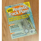 Kalmbach Books 102 Realistic Track Plans, Extra 2019