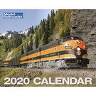 Kalmbach Books 2020 Model Railroader Calendar