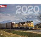 Kalmbach Books 2020 Trains Magazine Calendar