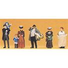 Preiser 12176 1900's Passengers