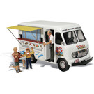 Woodland Scenics AS5541 Ike's Ice Cream Truck, HO Scale