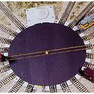 Atlas N #2790 Manually Operated Turntable, N Scale