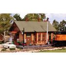 Woodland Scenics PF5207 Woodland Station Kit, N Scale