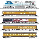 Lionel 2022050 George Bush Funeral Train Set