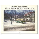 EPTC 2020 East Penn Traction Club Calendar
