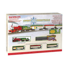 Bachmann 24017 Spirit of Christmas Passenger Set, N Scale