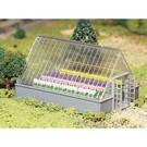 Bachmann 45615 Greenhouse w/Flowers Kit, Bachmann Plasticville
