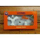 Lionel 1930080 Halloween Lawn Figure Pack