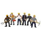 Lionel 1957100 Work Crew Figures, HO